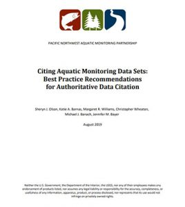 Read more about the article Citing aquatic monitoring data sets