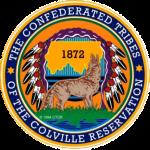 Colville Tribes logo