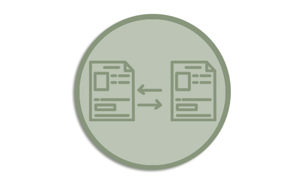 Icon for Data Exchange Standards webpage