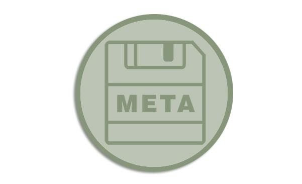 Icon for Metadata Documentation webpage