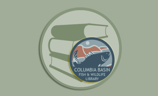 Icon for Columbia Basin Fish & Wildlife Library webpage