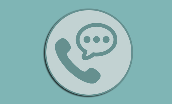 Icon for Contact webpage