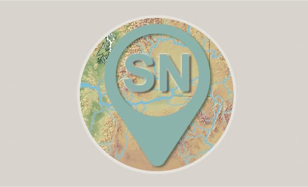 Logo for the StreamNet Mapper webpage